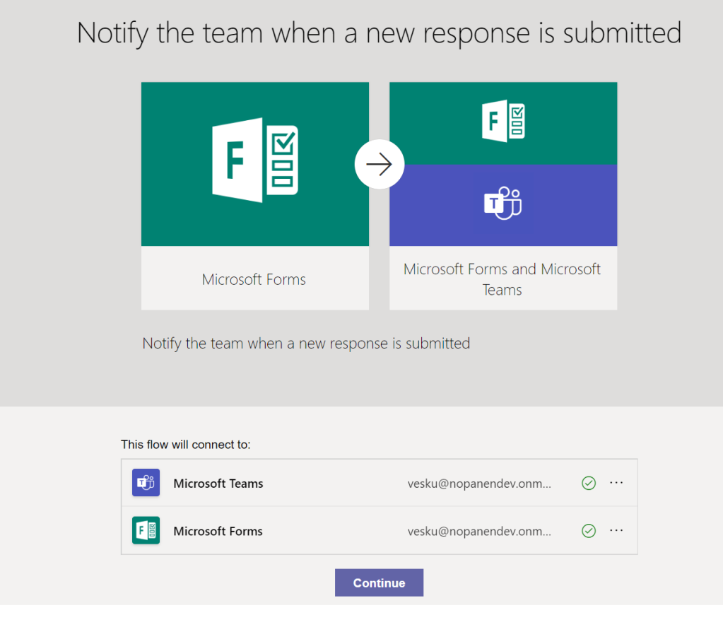 Uploading Files Directly To Teams Using Forms And Mentioning Team